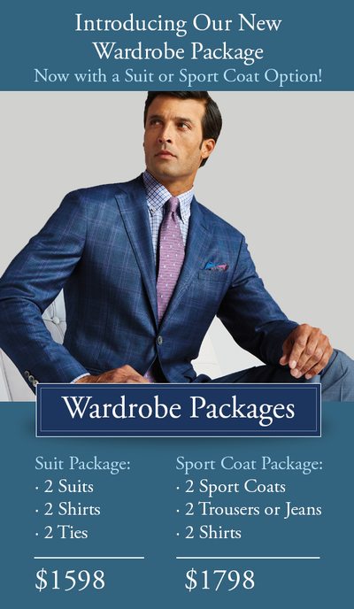 Wardrobe Package