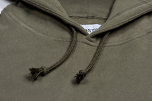 Load image into Gallery viewer, MILITARY GREEN HOODIE - HOSTILE
