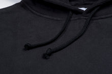 Load image into Gallery viewer, BLACK HOODIE - HOSTILE