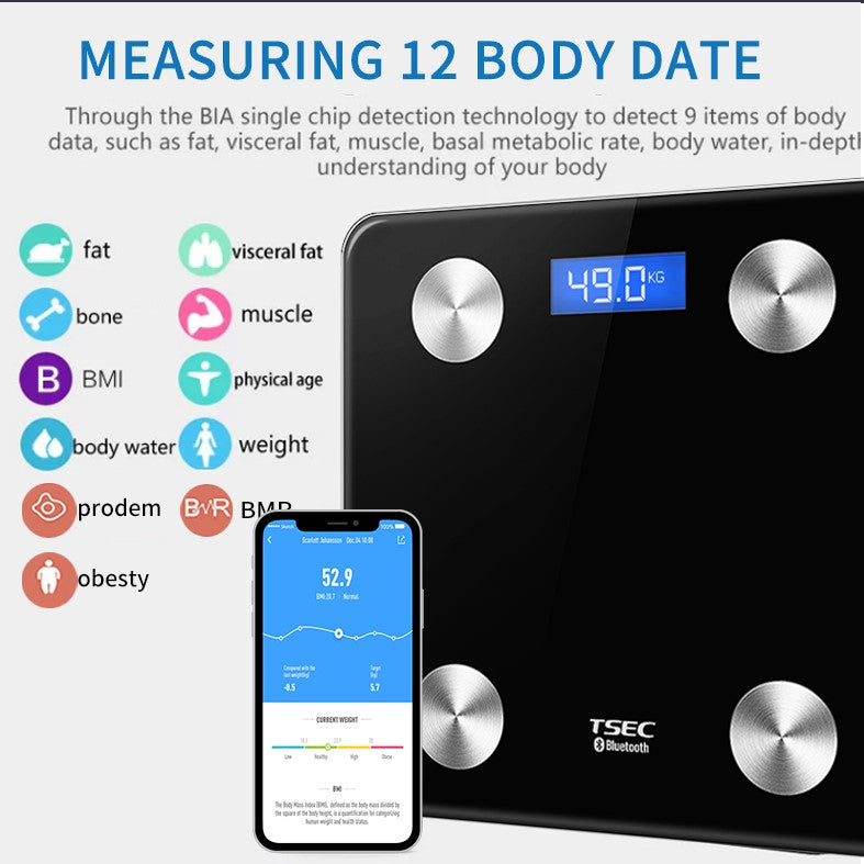 Go Weigh in Body Scale