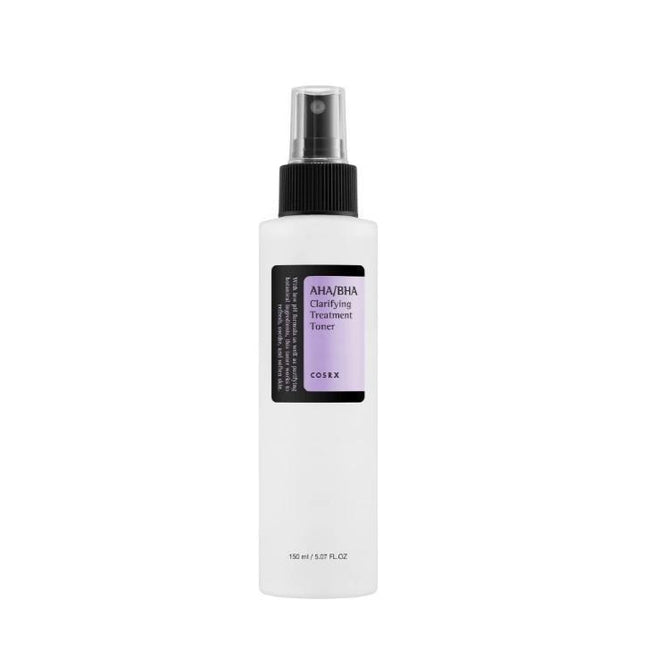 Cosrx AHA BHA Clarifying Treatment Toner Kbeautyboost