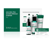 SOME BY MI - AHA, BHA, PHA 30 Days Miracle Starter Limited Set Kbeautyboost