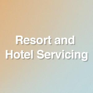 Resort and Hotel Pool Servicing