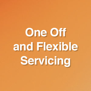One Off and Flexible Servicing