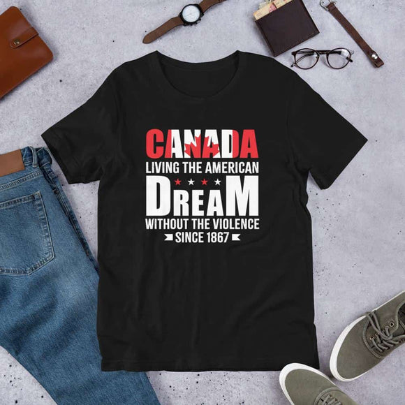 Canada Living The American Dream Without The Violence