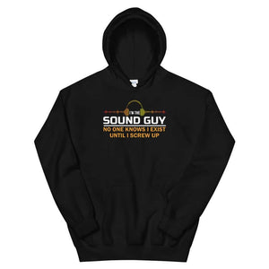 I'm The Sound Guy Funny Audio Engineer A-V Tech Unisex