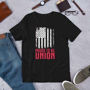 Proud To Be Union Skilled Labor Worker Labor Day Gift