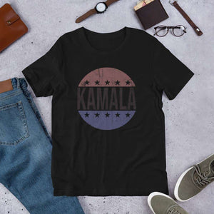 Retro Vote Kamala Harris Shirt Vintage T-shirt 2020 Election