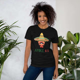 Womens Funny Mexican Amigo # Short-Sleeve Unisex T-Shirt