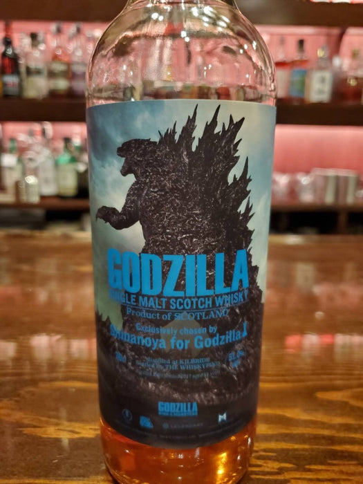 キルブライド 1989 28年 EXCLUSIVELY CHOSEN BY SHINANOYA FOR GODZILLA