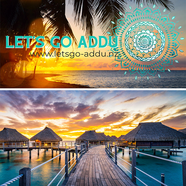 Let's Go Addu - Maldives