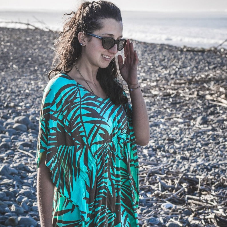 Load image into Gallery viewer, Jungle Kaftan