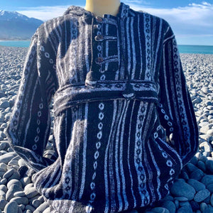 Load image into Gallery viewer, Geri Hoody Poncho Unisex