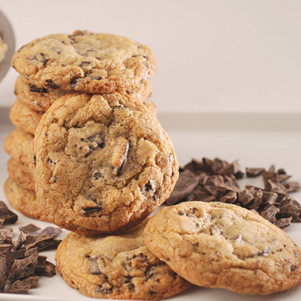 We offer gourmet fresh baked cookies cakes, pastries, and more!