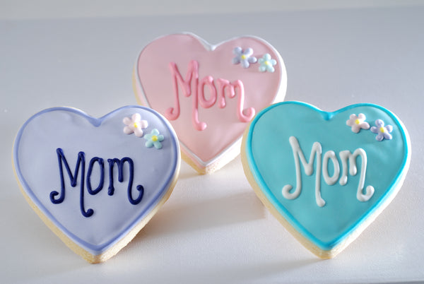 Mother's Day Cakes & Cookies from Poppie's Dough | Wholesale Chicago Bakery