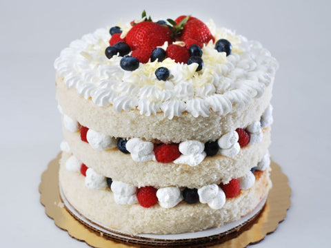 Poppie's Dough Memorial Day Cakes & Desserts   Chicago Wholesale Bakery
