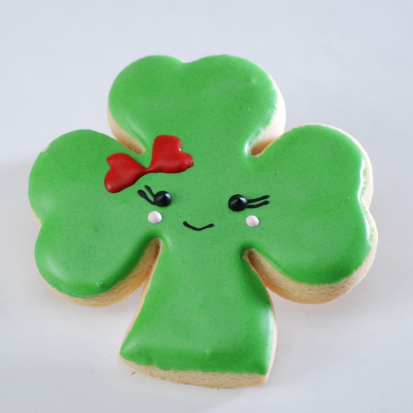 St. Patrick's Day Cookies from Poppie's Dough, Wholesale Chicago Bakery