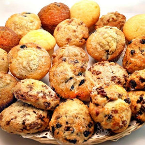 Fresh Baked Muffin & Scone Tray (22 Pieces) - Poppie's Dough