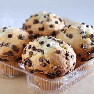 Fresh Baked Gourmet Muffins (12 Pieces) - Poppie's Dough