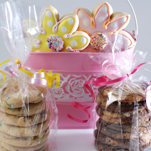 Mother's Day Gift Baskets from Poppie's Dough