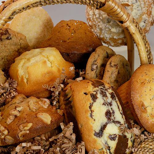 Fresh Baked Muffin and Cookie Basket (13 count) - Poppie's Dough