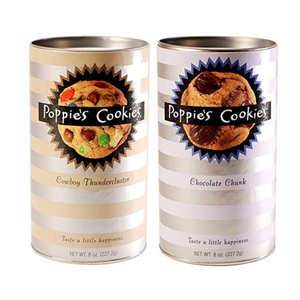 Signature Crispy Mini Cookies | Assorted Gift Set (4 Canisters)