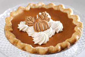 Gourmet Pumpkin Pie **LOCAL PICKUP**