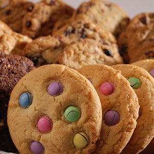 Soft-Baked Assorted Cookie Tray (31 Pieces)