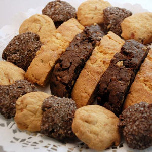 Gourmet Assorted Biscotti Tray