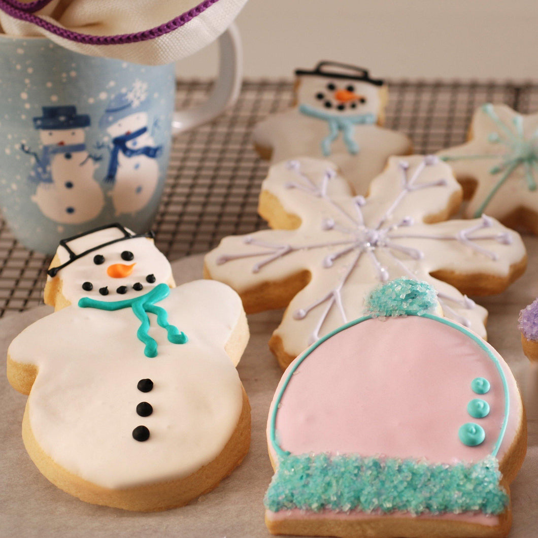 Winter Wonderland Cut-Out Cookie Gift Set