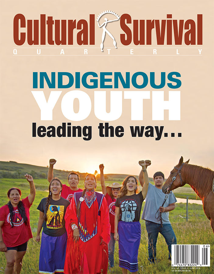 CSQ 42-2 (June 2018) Indigenous Youth Leading the Way.