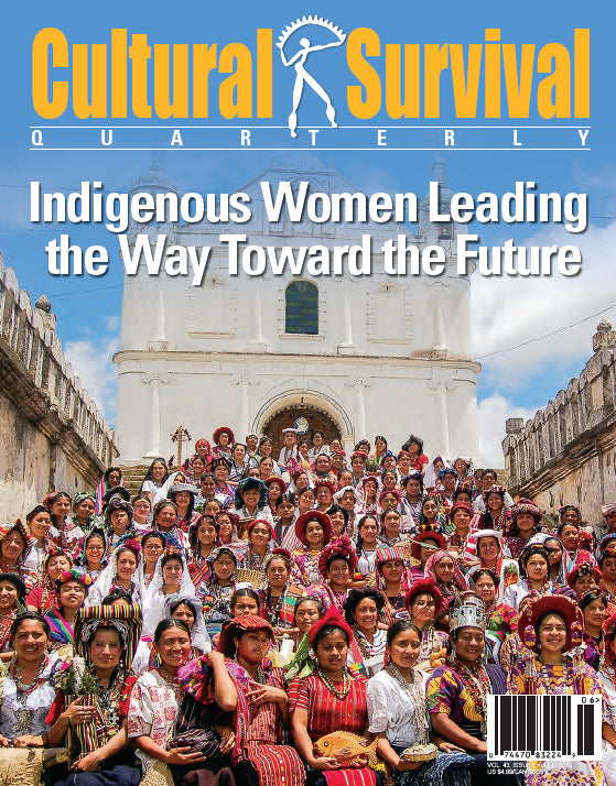 CSQ 43-2. June 2019: Indigenous Women Leading the Way Toward the Future