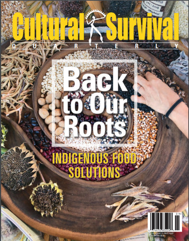 CSQ 44-3: Back to Our Roots: Indigenous Food Solutions