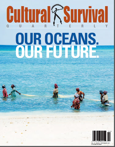 CSQ 41-4. December 2017. Our Oceans. Our Futures.