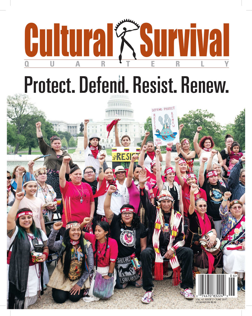 CSQ 41-2. Protect. Defend. Resist. Renew.