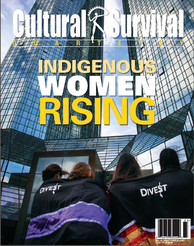 CSQ 42-1 (March 2018): Indigenous Women Rising