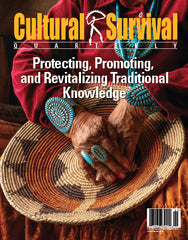 CSQ 43-3. September 2019: Protecting, Promoting, and Revitalizing Traditional Knowledge
