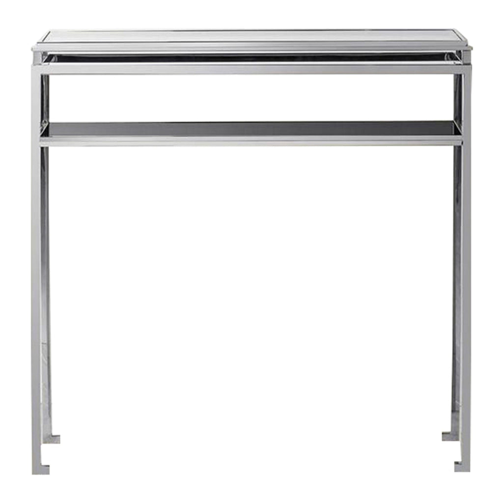 Adeen Console Table Silver - Joal Interiors