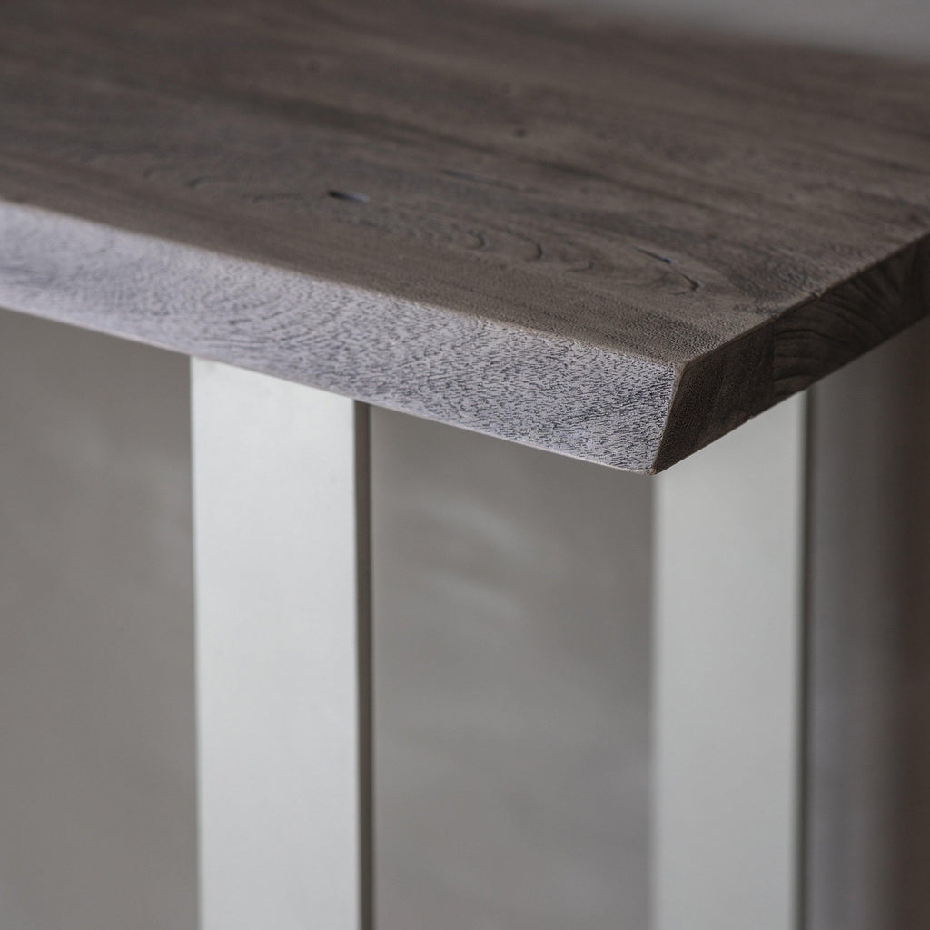 Camila Console Table Grey - Joal Interiors