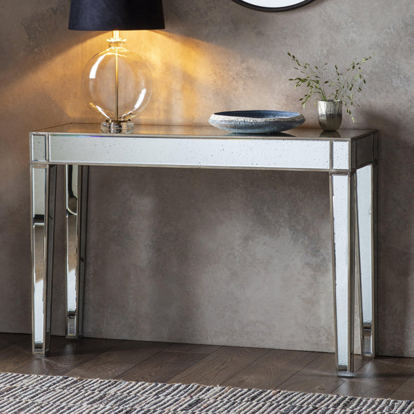 Chloe Mirror Console Table - Joal Interiors