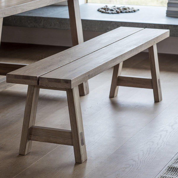 Freya Dining Bench - Joal Interiors