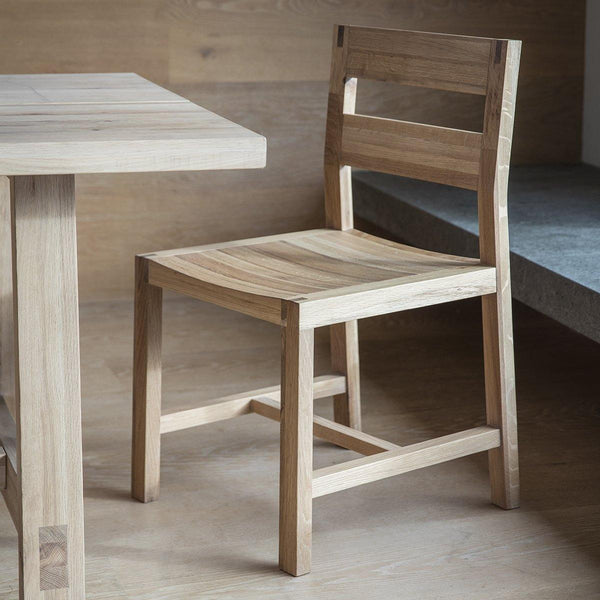 Freya Dining Chair (2pk) - Joal Interiors