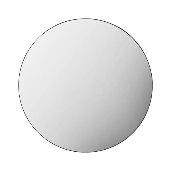 Kala Round Mirror Black - Joal Interiors