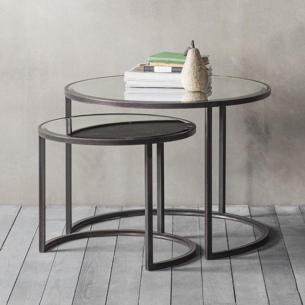 Maddie Coffee Table (Nest of 2) - Joal Interiors