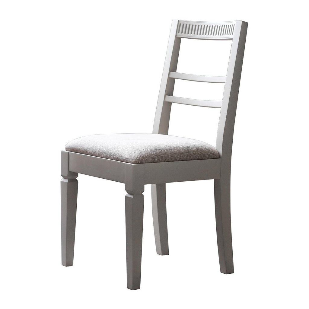 Natalie Dining Chair Taupe 2pk - Joal Interiors