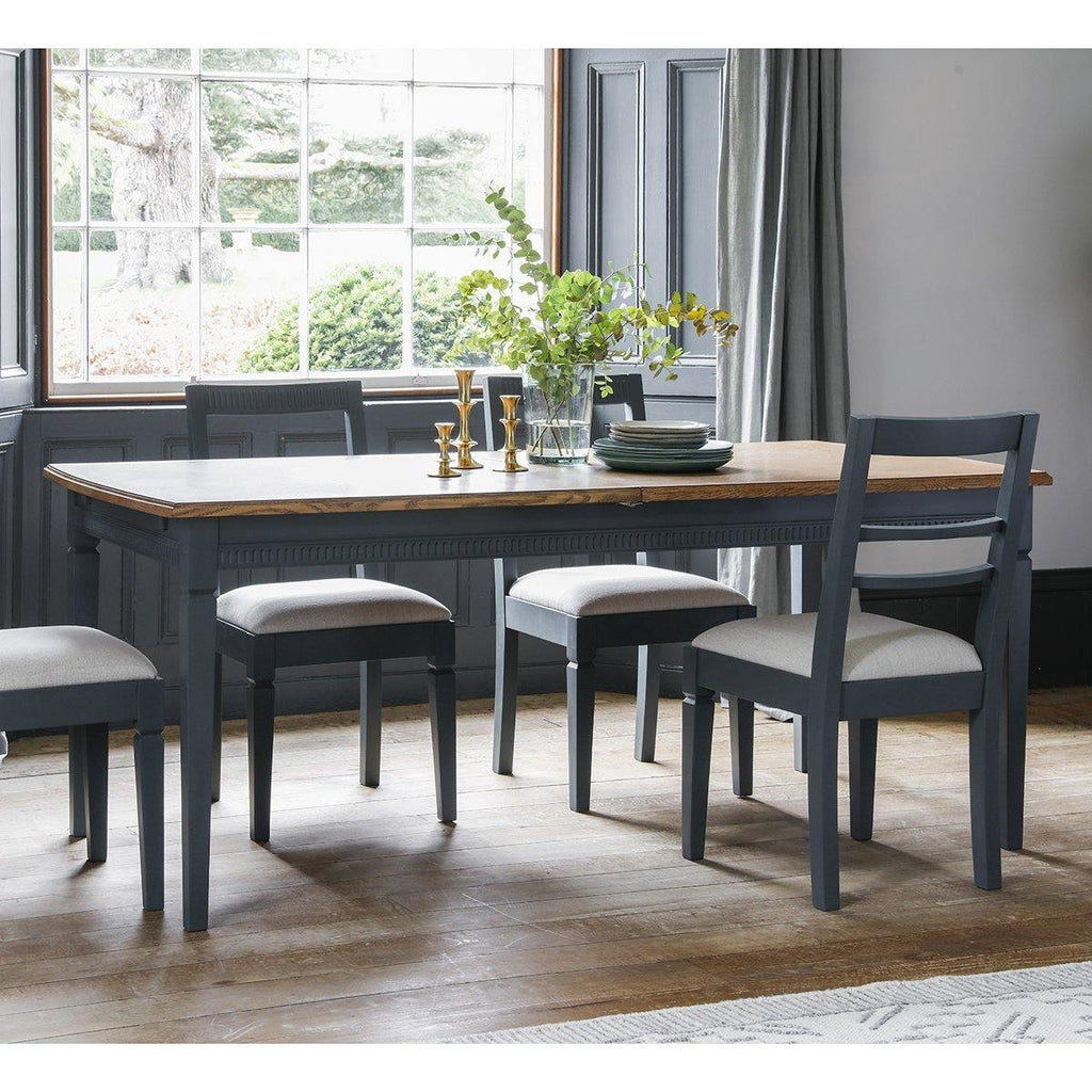 Natalie Extending Dining Table Storm - Joal Interiors