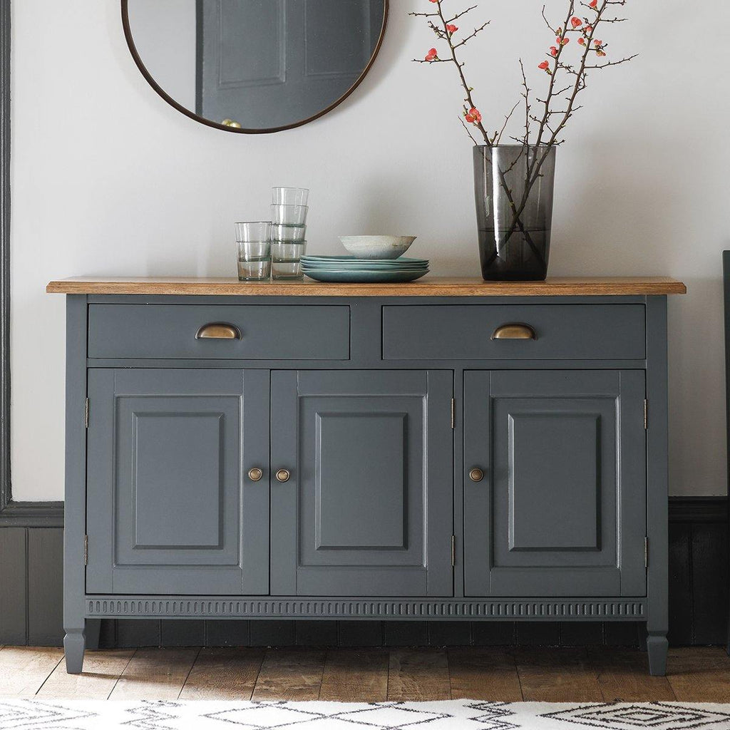 Natalie 3 Door 2 Drawer Sideboard - Joal Interiors