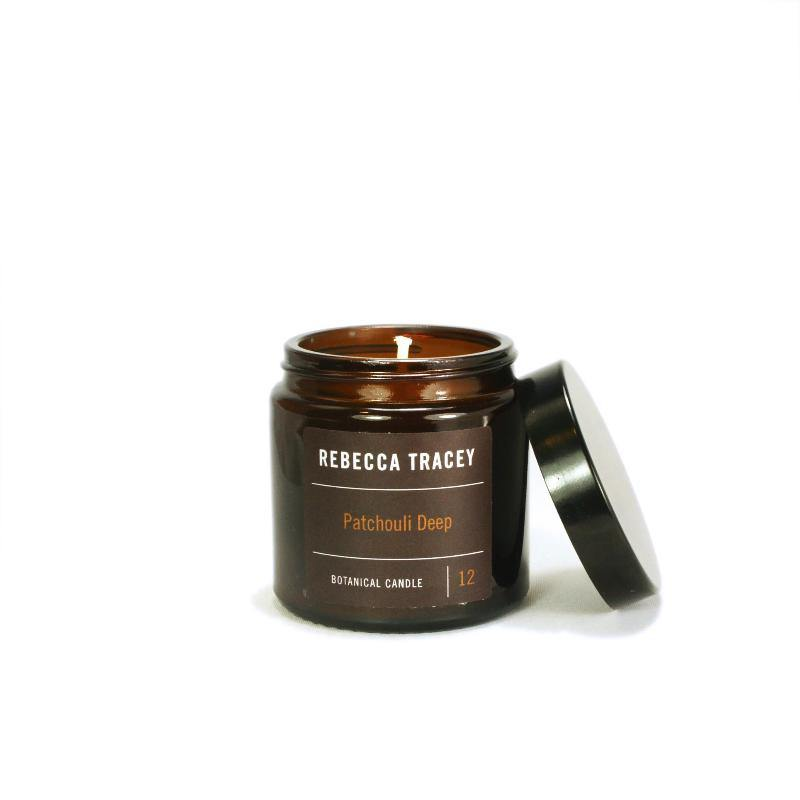 Rebecca Tracey Patchouli Deep Travel Candle - Joal Interiors