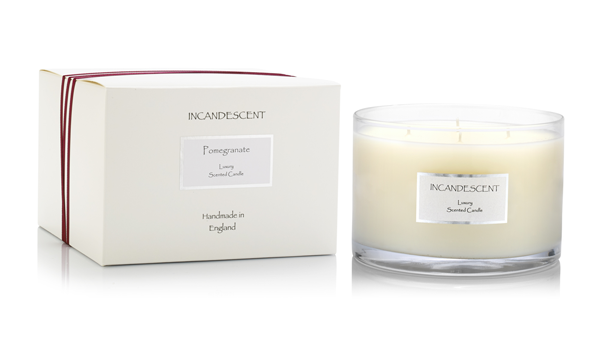 Incandescent Large Signature Fig Candle - Joal Interiors