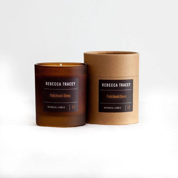 Rebecca Tracey Patchouli Deep Candle - Joal Interiors